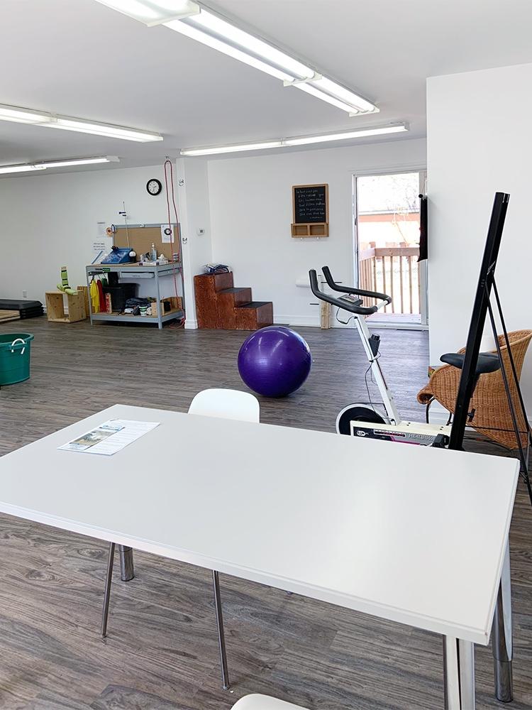 Clinique ergothérapie Val-Bélair